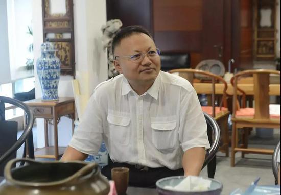 辽宁兴润金控投资股份有限公司副总经理杨新民