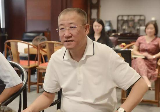 辽宁兴润金控投资股份有限公司董事长马力强
