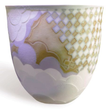 碗(陶瓷)阿尔内·艾塞(挪威)