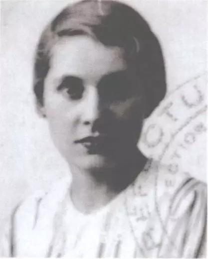 常玉妻子玛素·哈蒙尼耶 约1925年