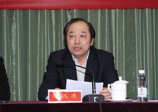 2018中国国际摄影节展艺术总监、郑州文联党组书记徐大庆致辞