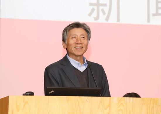 国际美术教育大会主席、中央美术学院院长范迪安