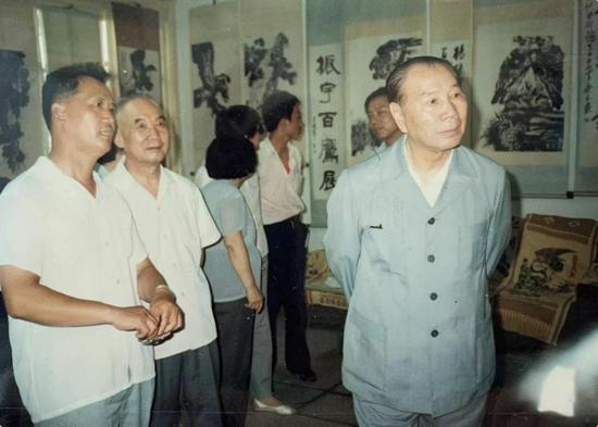 百鷹圖創始人書畫家楊振宇書畫賞析
