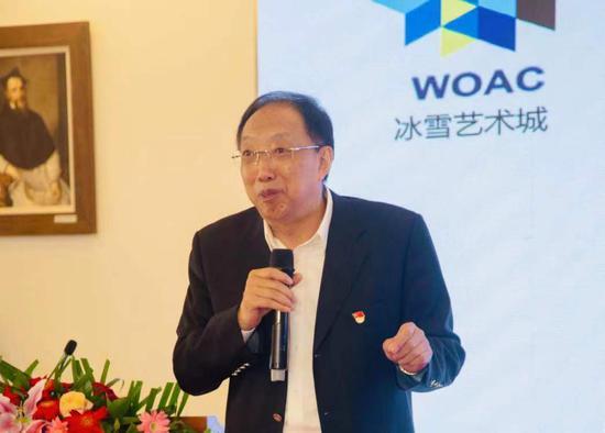 中国建筑文化研究会常委副会长刘凌宏