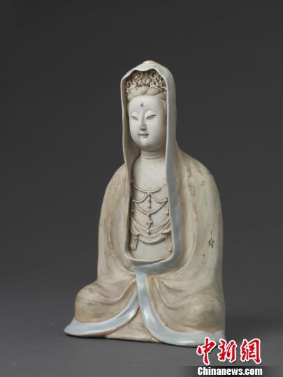 沈阳故宫博物院开启93件古代观音造像展览