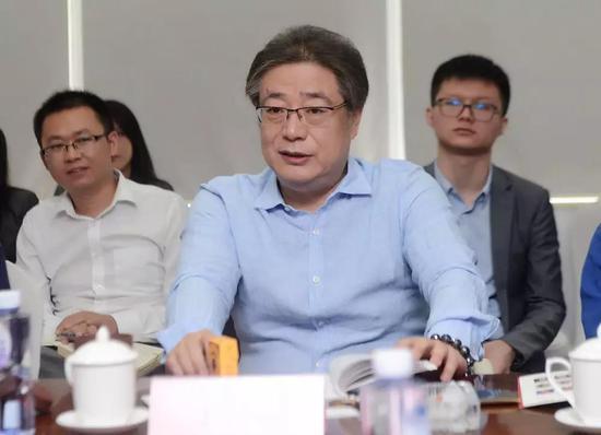 深圳广播电影电视集团副总编辑、深圳文交所董事长 于德江