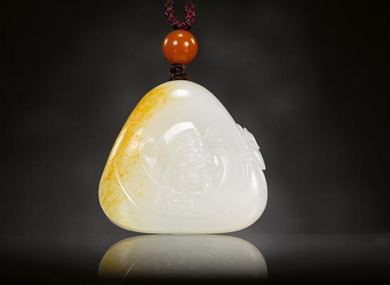 玉石是传统文化的媒介 体现思想和观念