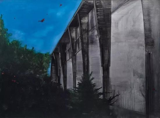 Lot.678 黄宇兴《献给自由》 2009年 布面油画 170×230cm