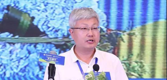 深圳市文化体制改革和发展办公室主任刘文斌发言
