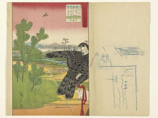 英媒称梵高购买日本版画并非爱好