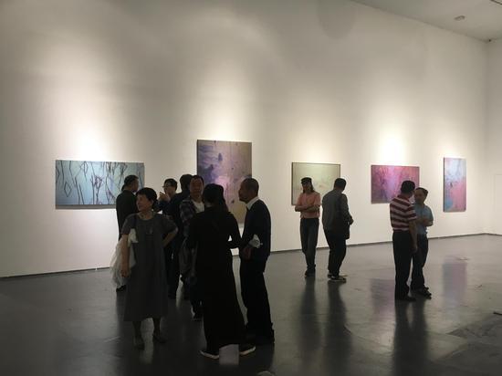 展览xian