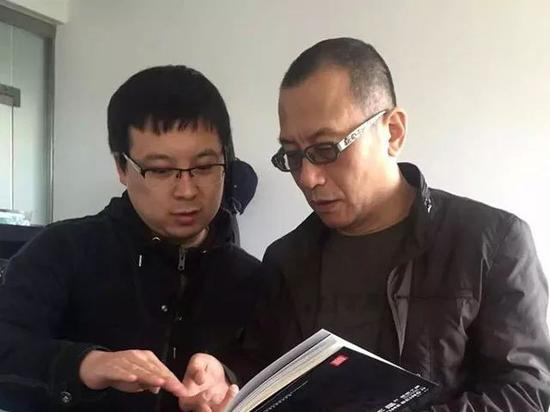 刘宏剑与艺术家展望