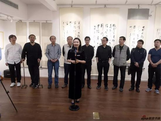 南京南视觉美术馆创始人陈赟女士