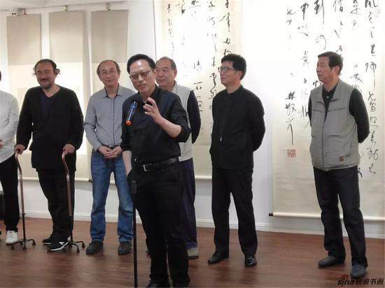 江苏省中国画学会会长、著名画家高云先生