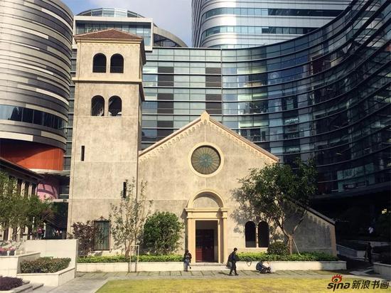 长宁路1139号来福士3号古建筑(钟楼)