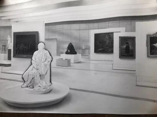 潘黎丨《美术馆计划》|<img src=