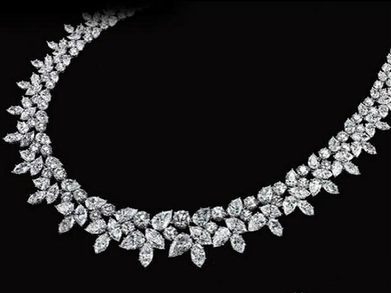 让钻石成为绝对主角的cluster镶嵌工艺
