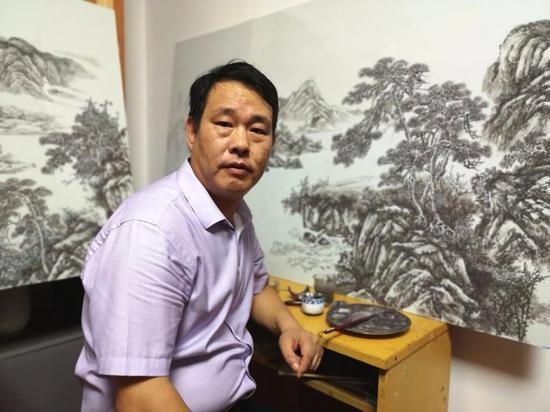 江西艺术名家访谈系列之色釉大师车一鸣