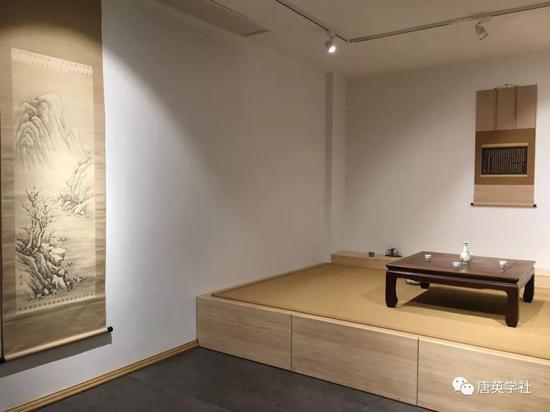复原精致的日本茶室空间 (古物装置复原)