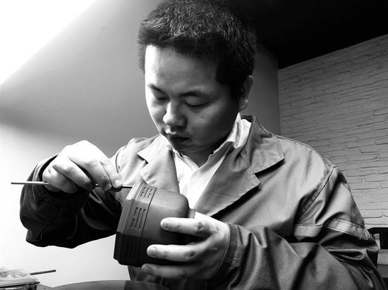艺术家杨涛