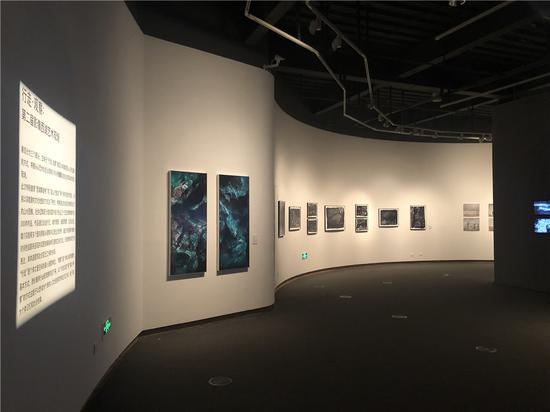 第二届影像西湖艺术开幕现场盛况