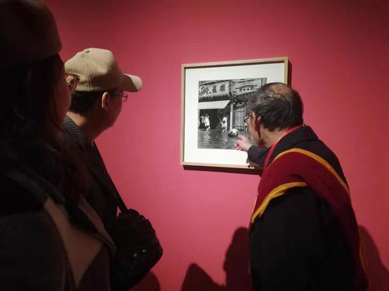 周海婴诞辰九十周年摄影艺术展在北京隆重举行
