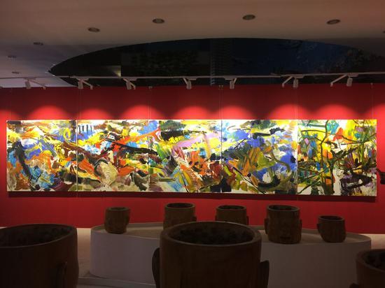 第三届中国潍坊滨海国际艺术双年展圆满落幕