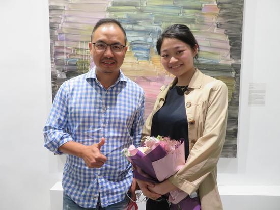 杨锋 杨锋教育与艺术基金会创世热