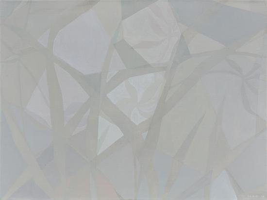 王豪 远201805 2018 布面综合材料 60×80cm