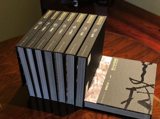 《韩美林艺术大系》