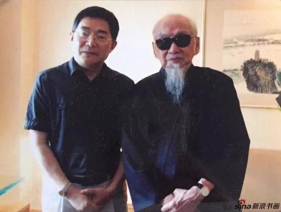 文怀沙与刘宇甲