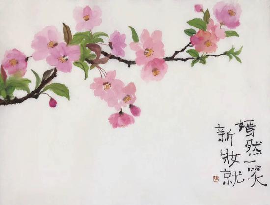 艺术家李知弥作品