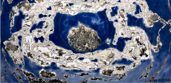 《纤夫的足迹——白德松2018画展》将于6月12日在位于解放碑的重庆美术馆开展