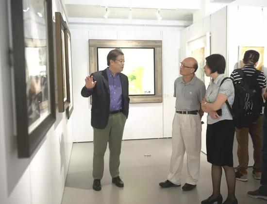 国家信息中心领导参观调研深圳文交所