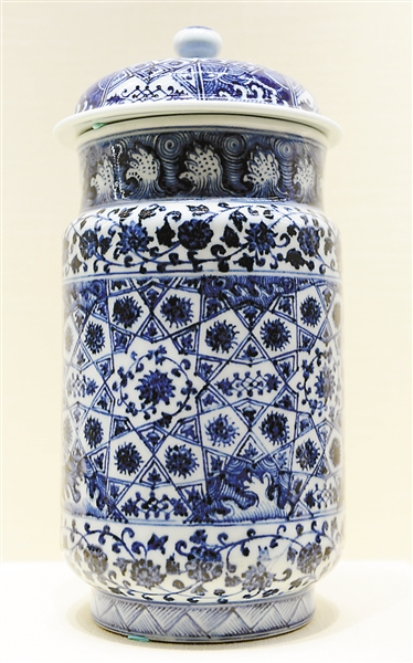 国内外首次举办以明代正统、景泰、天顺三朝御窑瓷器为主题展览