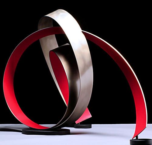 美国艺术家Damon Hyldreth的抽象艺术