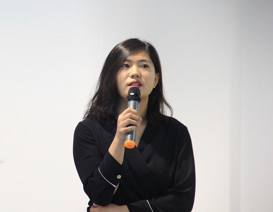 物归原主主要负责人、陈设艺术品设计工作室学生代表 王紫