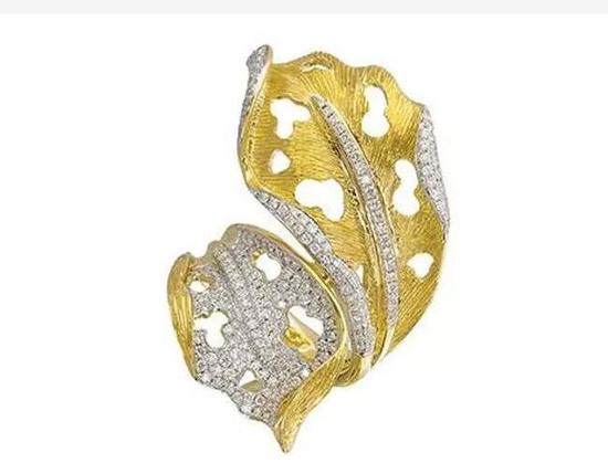 米粒钻石的艺术体现:现代设计的基础