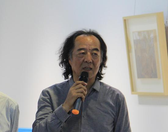 中央美术学院教授 陈设艺术品设计工作室导师 夏德武教授