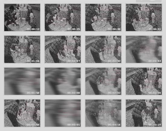 《形上行》实验影像 3'40'' 2016