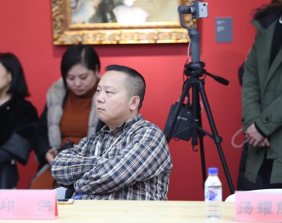 印洪 四川音乐学院美术学院雕塑系主任