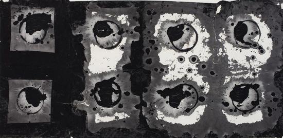 水墨元素 NO.20120903 47×96 cm
