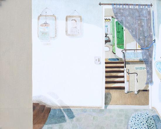 王琼 《室野》122×150cm