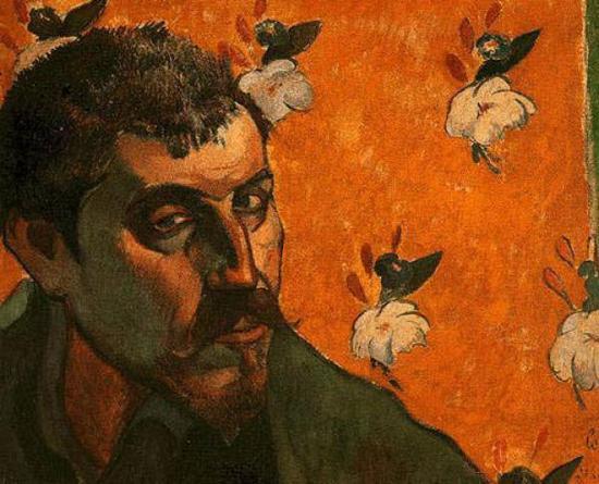 保罗-高更(Paul Gauguin)肖像