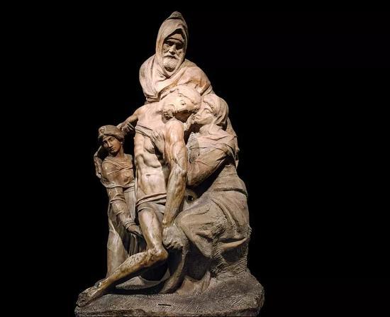 米开朗基罗《Pietà Bandini》