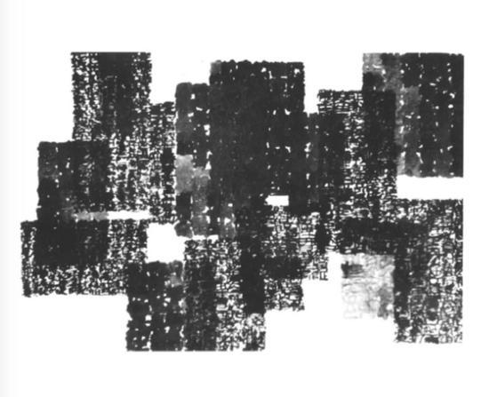 陈光武 ,《无题》,68cm×115cm,1991年
