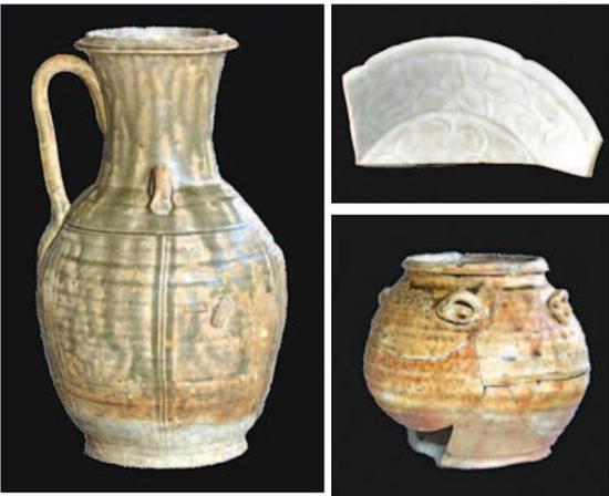 黑石号沉船文物展现古阿拉伯与中国直接贸易证据