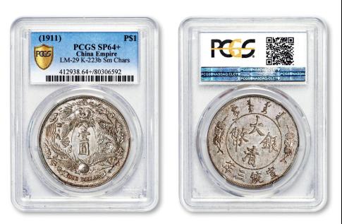 清代中央铸币珍品银币走势如何