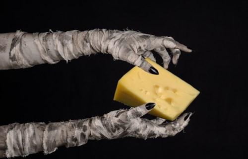 埃及古墓中发现世界上最古老的奶酪