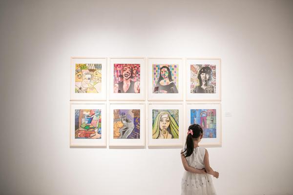 童画时代:中国前沿少儿美术作品展